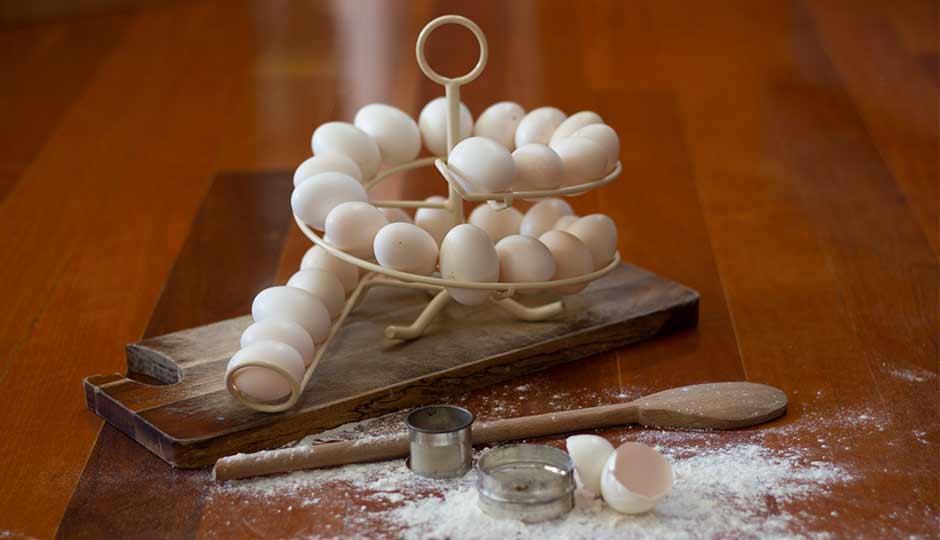 cream egg skelter